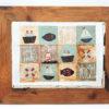 Handmade Paper Picture Marine